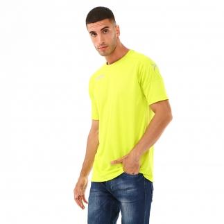 RARU - Raru Erkek Basic T-Shirt GRILL YEŞİL (1)