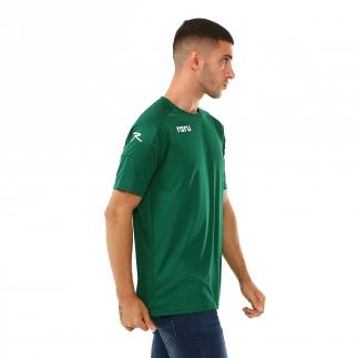 RARU - Raru Erkek Basic T-Shirt GRILLUS YEŞİL (1)