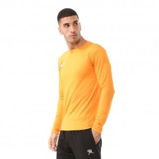 RARU - Raru Erkek Uzun Kollu T-Shirt VIVUS ORANJ (1)