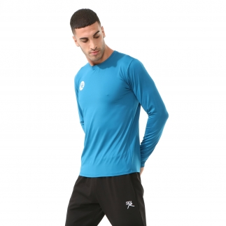 RARU - Raru Erkek Uzun Kollu T-Shirt VIVUS PETROL (1)