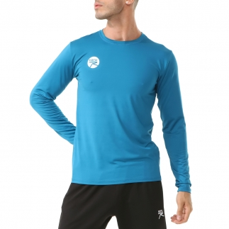RARU - Raru Erkek Uzun Kollu T-Shirt VIVUS PETROL