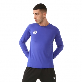 RARU - Raru Erkek Uzun Kollu T-Shirt VIVUS SAKS (1)